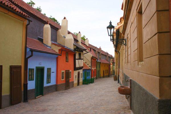 The Golden Lane Prague